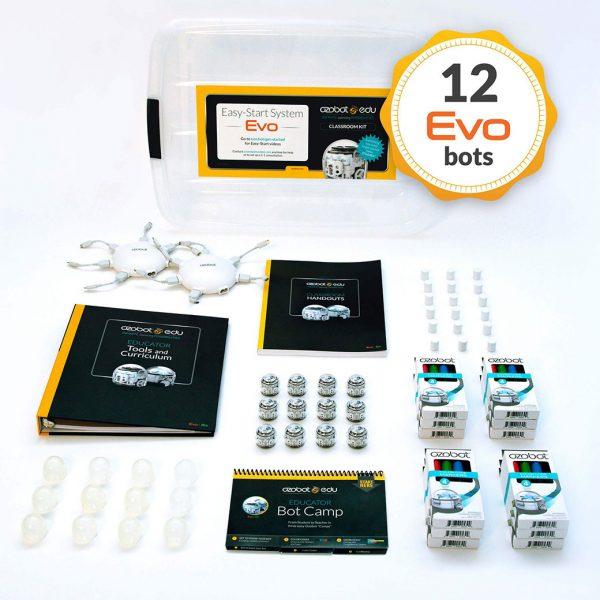 Ozobot Evo Classroom kit (12 bots)